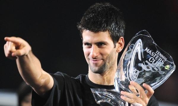 冠軍-與你分享Djokovic-2008上海大師杯決賽