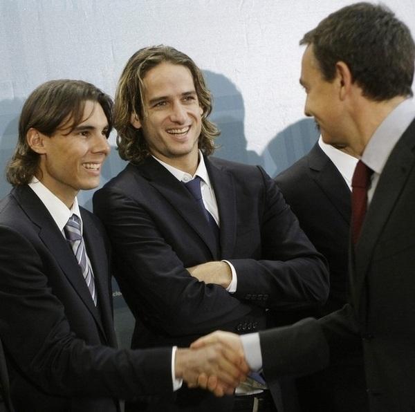 DC冠軍褒揚-西班牙首相召見-1 20081126