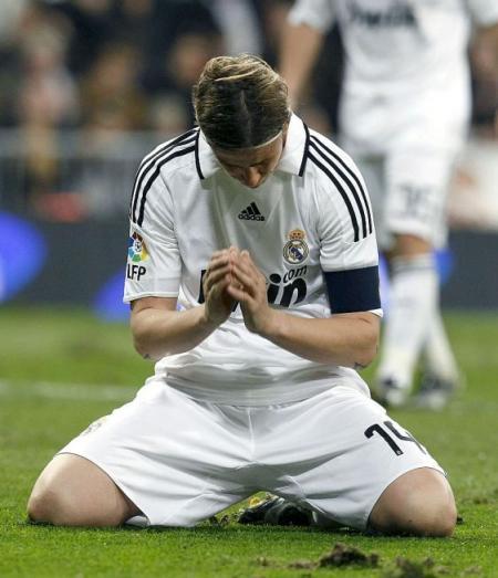 Guti的祈禱-20081220 RM-Valencia