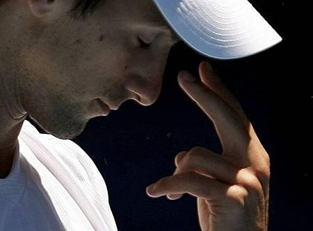 Djokovic-20090123-32強-close