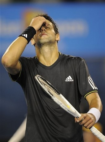Djokovic-20090125-16強-2