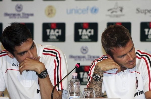 Milan-20090512-Kaka-Beckham-press-funny.jpg
