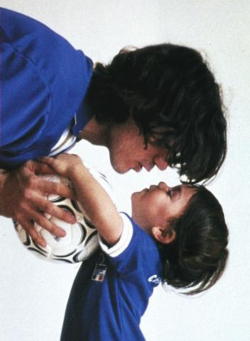Maldini-son Christian-1996-0616 birth