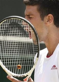 2009溫布頓-0624-Djokovic-吼叫3s.jpg