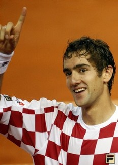 2009DavisCup-0712-Croatia勝USA-Cilic開心.jpg