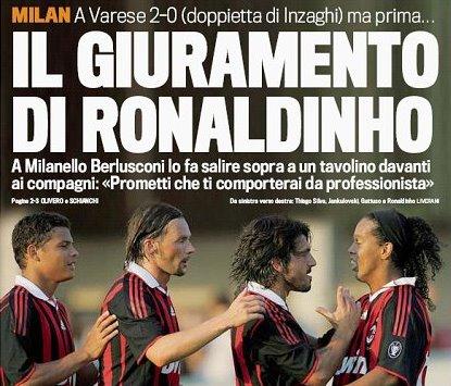 Milan-20090713-米蘭體育報-米蘭友誼賽2-0勝.jpg