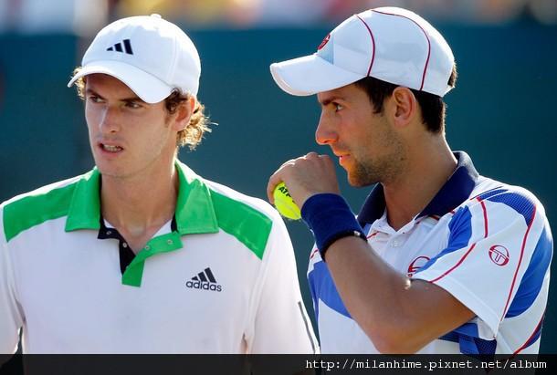 2011邁阿密-0326-Nole-Murray-雙打搭檔.jpg