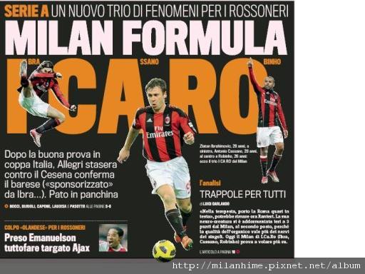 Milan-2011-0123-米蘭方程式-Ibra-Cassano-Robinho.JPG