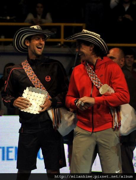 2011-0321-Colombia-Bogota-搞笑二人組-Nole-Nadal.jpg