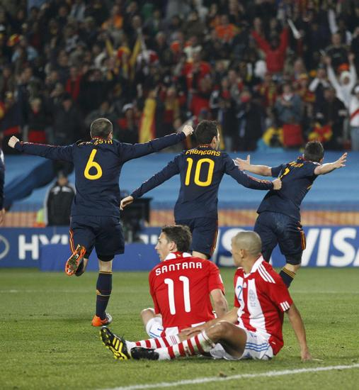WC2010-0703西班牙巴拉圭-失敗勝利對比great.jpg
