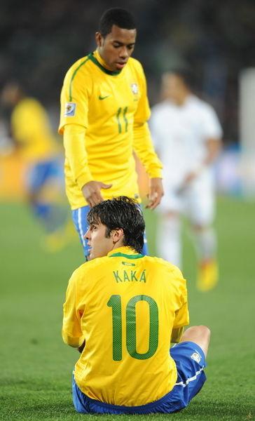 WC2010-0628-巴西智利-Kaka-可愛中.jpg