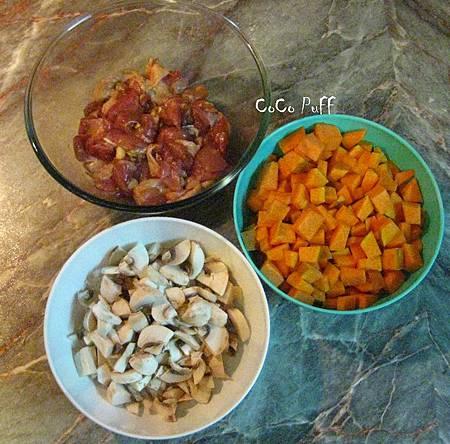 雞肉南瓜飯 做法1 .jpg
