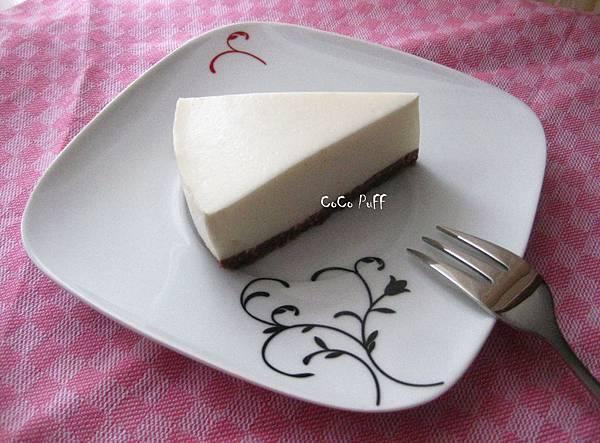 [免烤]優格起士蛋糕