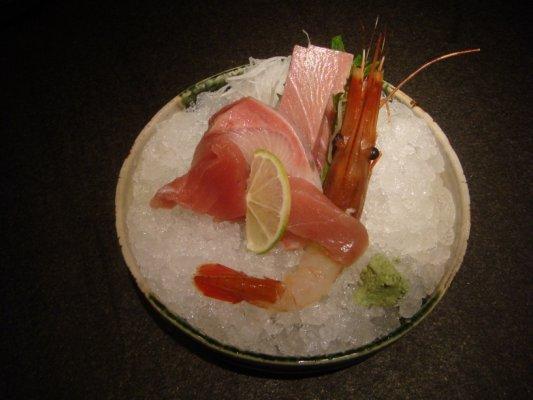 綜會生魚片