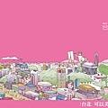 城市 可以美感 (桌布下載02)