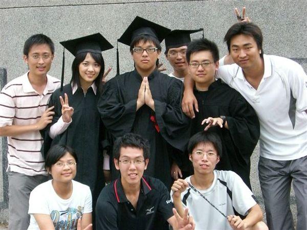 [2007.06.27] 2007年畢業團拍集