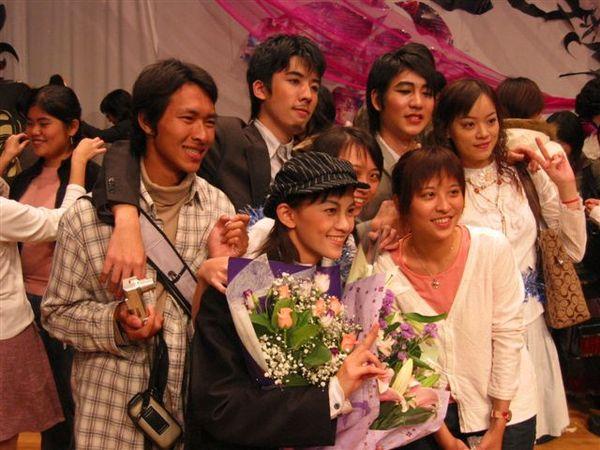 可愛的07學弟妹+大正妹舒雅