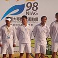 男乙團體 金牌