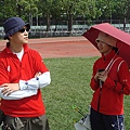 with coach Chen