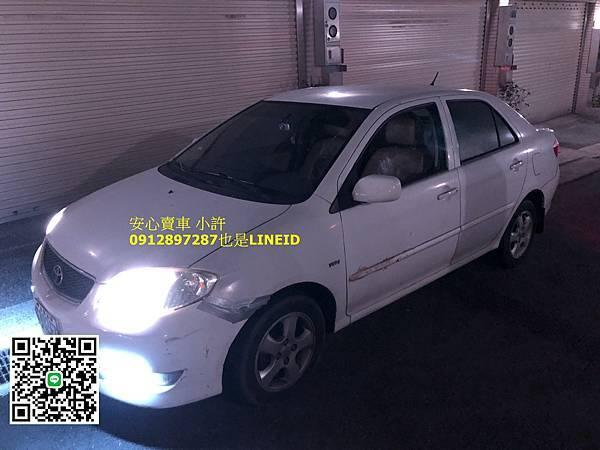 新竹VIOS收購中古車收購二手車估車輔仁小許0912897287也是LINEID.jpg