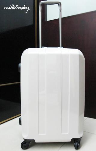 Legend Walker 行李箱推薦 6000 白色開箱 (2)