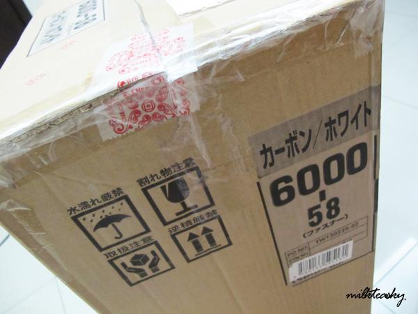 Legend Walker 行李箱推薦 6000 白色開箱 (3)