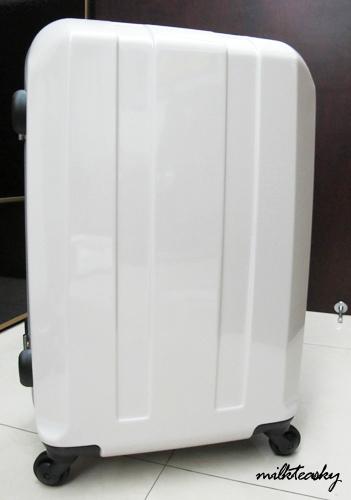 Legend Walker 行李箱推薦 6000 白色開箱 (6)