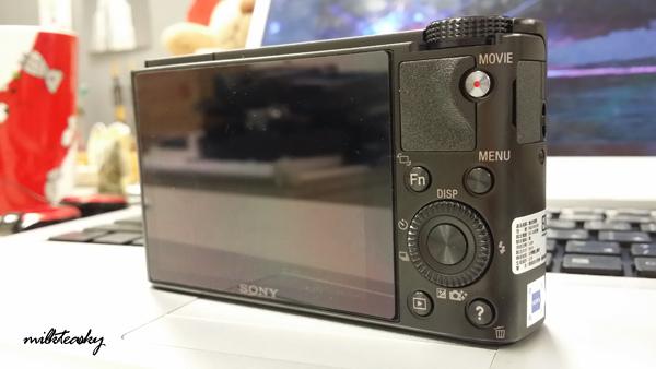 SONY RX100 開箱-07