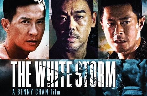 掃毒 The White Storm 張家輝劉青雲 (1)