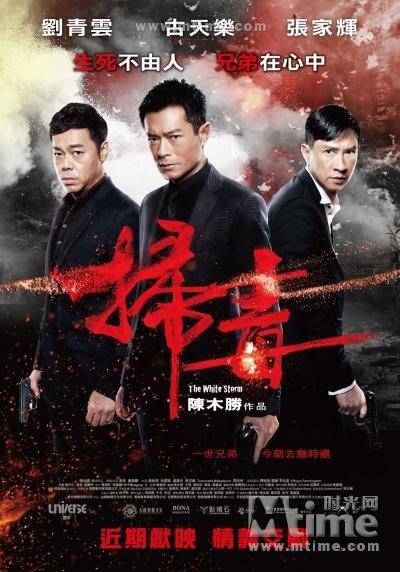 掃毒 The White Storm 張家輝劉青雲 (4)