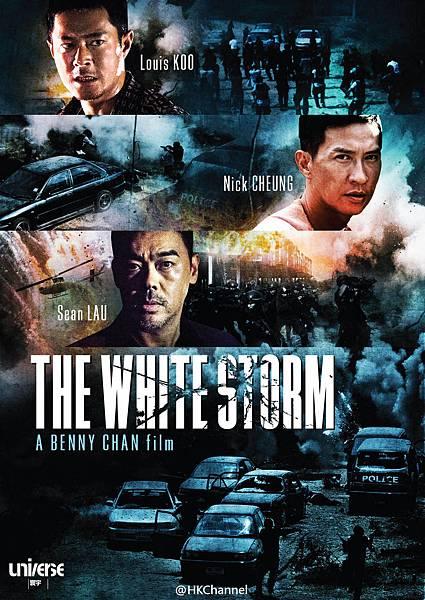 掃毒 The White Storm 張家輝劉青雲 (5)