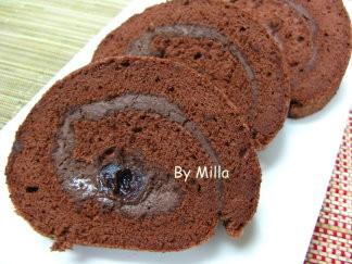 黑森林蛋糕捲