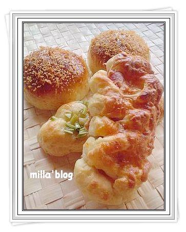 地瓜麵包體