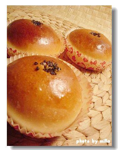紅豆栗子麵包