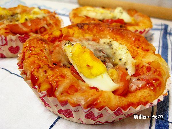 超豐盛披薩(麵包體爆軟)