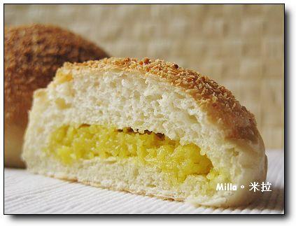 地瓜奶酥麵包