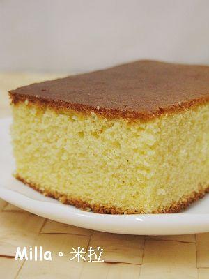 二做長崎蛋糕