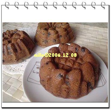 藍莓酸奶蛋糕