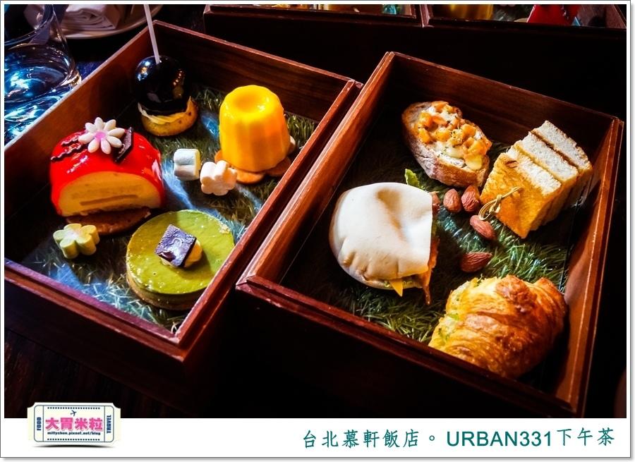 台北慕軒飯店 URBAN331雙層木盒下午茶@大胃米粒0035.jpg
