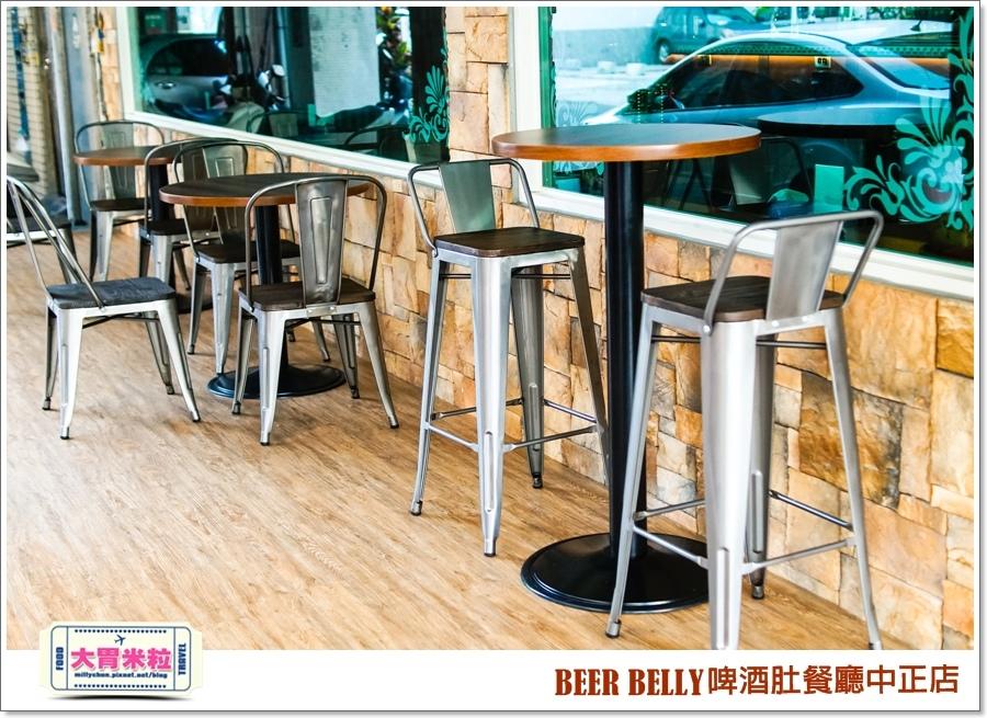 BEERBELLY啤酒肚餐廳中正店@大胃米粒00008.jpg