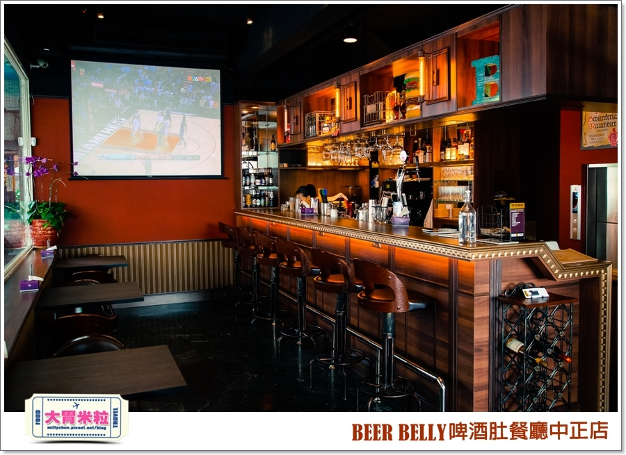 BEERBELLY啤酒肚餐廳中正店@大胃米粒00011.jpg