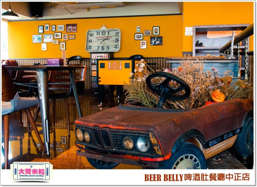 BEERBELLY啤酒肚餐廳中正店@大胃米粒00031.jpg