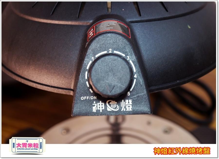 神燈紅外線燒烤盤@大胃米粒00015.jpg