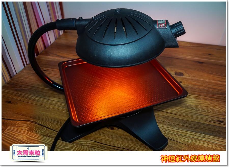 神燈紅外線燒烤盤@大胃米粒00030.jpg