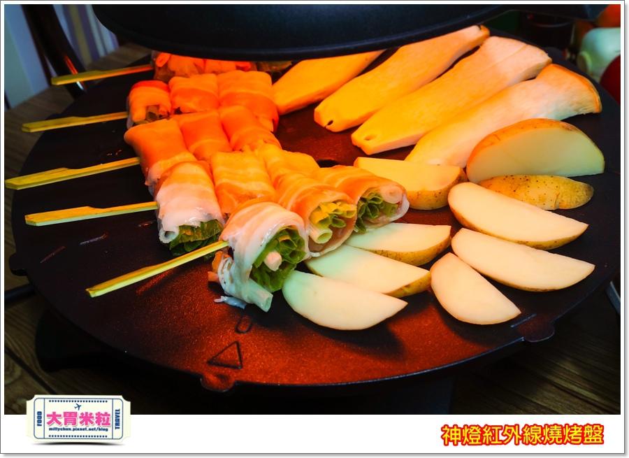神燈紅外線燒烤盤@大胃米粒00056.jpg