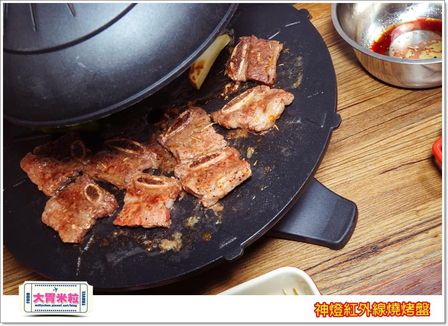 神燈紅外線燒烤盤@大胃米粒00065.jpg
