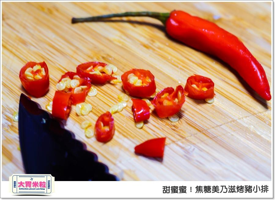 梅爾雷赫頂級初榨橄欖油食譜@焦糖美乃滋豬小排@大胃米粒00003.jpg