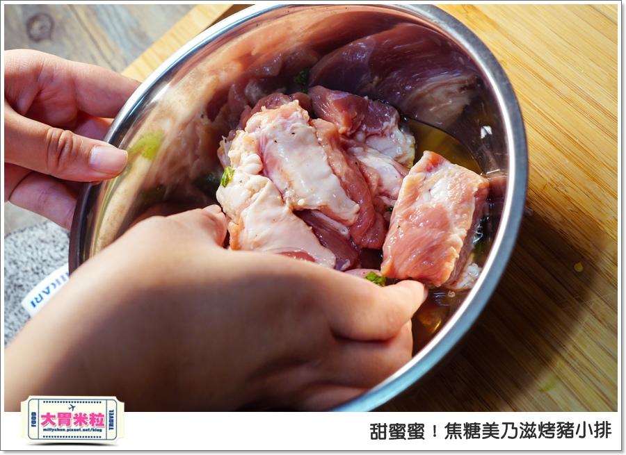 梅爾雷赫頂級初榨橄欖油食譜@焦糖美乃滋豬小排@大胃米粒00010.jpg