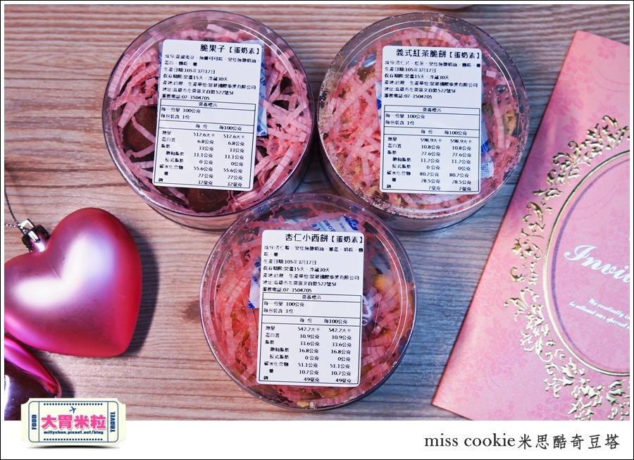 米思酷奇堅果豆塔禮盒-喜餅推薦-millychun0009.jpg