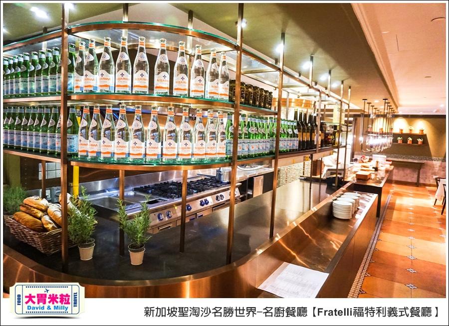 新加坡聖淘沙名勝世界-名廚餐廳@Fratelli福特利義式餐廳@大胃米粒0002.jpg